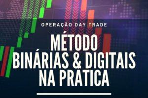 Curso Metodo Binarias e Digitais na Pratica Macedo Trader