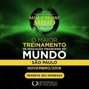 Millionaire Mind Intensive São Paulo 2019
