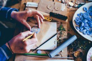 Cursos de Artesanato Online - Aprenda diversos tipos de artesanato- laços, tiaras, crochê, bordados, sapatinhos, caixas decoradas, feltro, japamala
